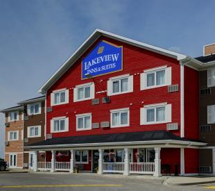 Lakeview Inn & Suites Brandon Exterior