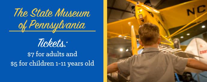 state museum of pennsylvania in hershey harrisburg area