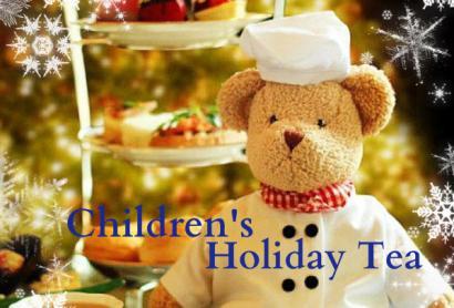 Children's Holiday Tea