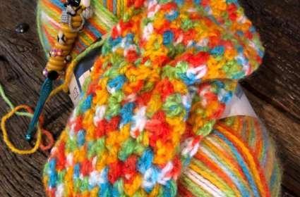 Crochet Class at Baxter's