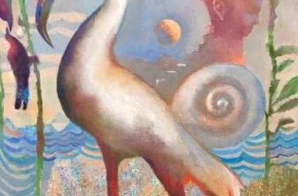 Symbols & Visions, work of Greg Decker