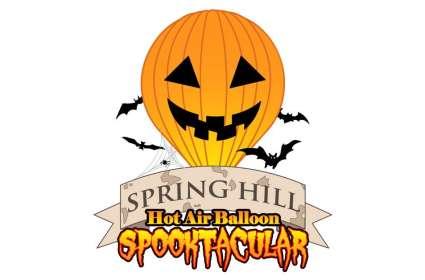 Spring Hill Hot Air Balloon Spooktacular