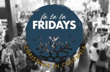 Fa La La First Fridays