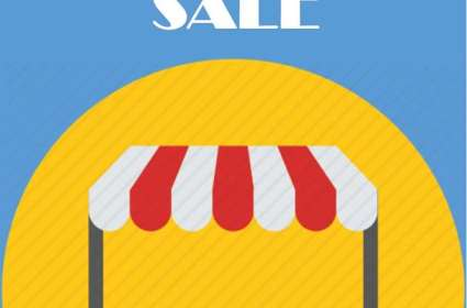 Fall Booth Sale