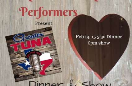 Greater Tuna Valentines Show