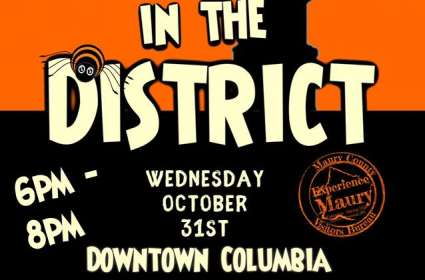 Haunting in the District