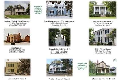Maury Chirstmas Historic Home Tour