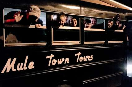 Driving Ghost Tour
