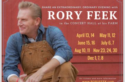 Rory Feek in Concert