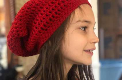 Crochet a Slouchy Hat 2-Part Series