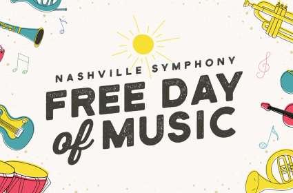 Nashville Symphony Free Day of Music