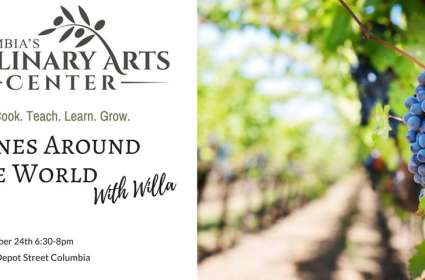 Wines Around the World with Willa