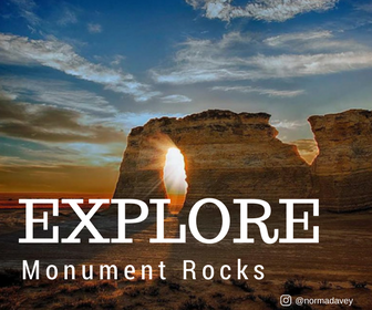 Explore Monument Rocks
