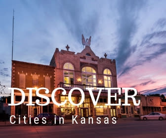 Cities in Kansas
