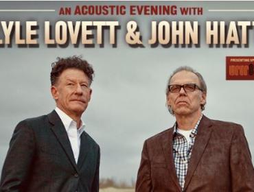An Acoustic Evening with Lyle Lovett & John Hiatt