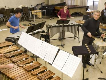Eastman Percussion Ensemble