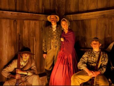 Spirits of the Past Theatrical Tours & Buffet