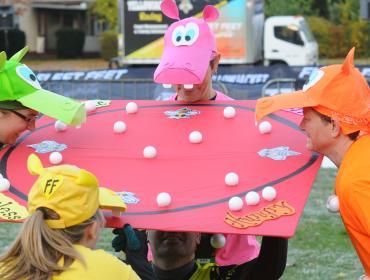 Pumpkins in the Park 5K & Kids Run Wild