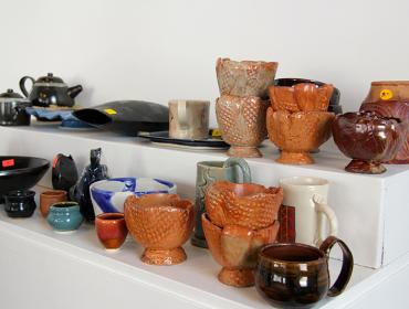 Seconds From the Flame Ceramics Sale