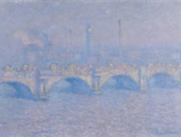 Monet's Waterloo Bridge: Vision and Process