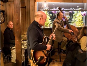 Live Music with Bob Sneider Jazz Trio at Via Girasole Wine Bar