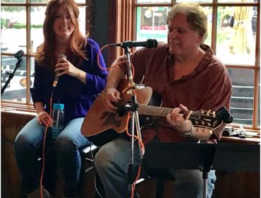 Live Music with Diamond and Steele at Via Girasole Wine Bar