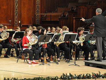 Live from Hochstein – Holiday Music for Horns