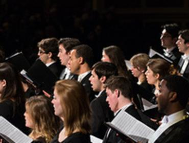Eastman Repertory Singers and Women's Chorus