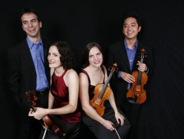 Dr. James E. Clark Chamber Music Residency: Jupiter Quartet