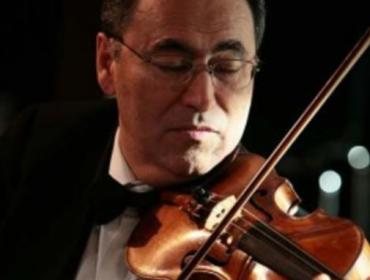 Faculty Artist Series: Mikhail Kopelman, violin