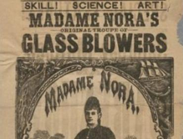 Behind the Glass: The Grand Bohemian Troupe of Fancy Glass Workers