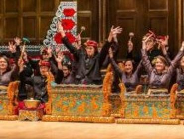 Barbara B. Smith World Music Series: Gamelan Lila Muni & Sanjiwani