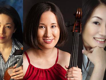Live from Hochstein – Piano Trios by Arensky and Piazzolla