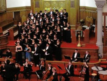 Repertory Singers and Women's Chorus
