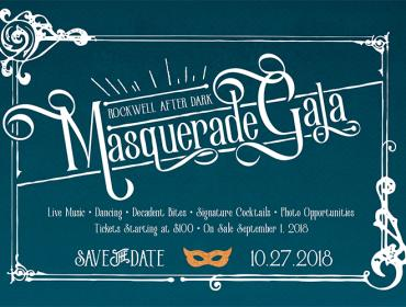 Rockwell After Dark: Masquerade Gala at the Rockwell Museum