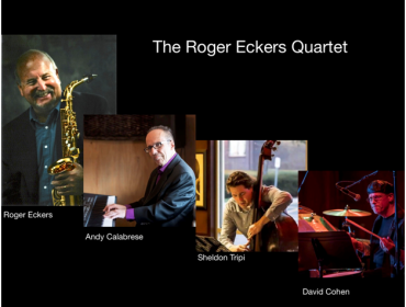 Live Music with The Roger Eckers Quartet at Via Girasole Wine Bar