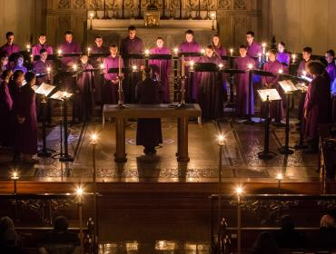 Compline at Christ Church