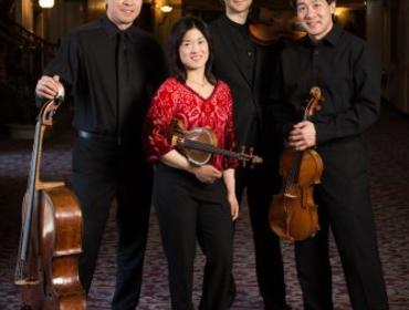 Eastman-Ranlet Series: Ying Quartet