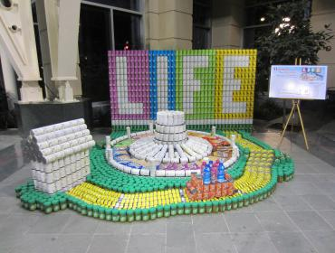 Canstruction!