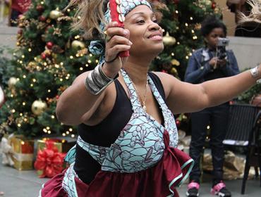 Kwanzaa Celebration ~ Nia