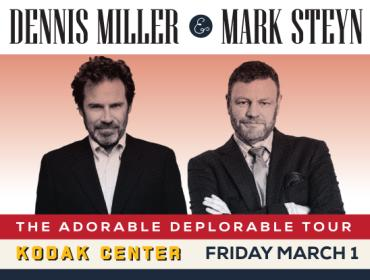 Dennis Miller & Mark Steyn: The Adorable Deplorable Tour