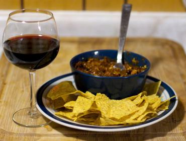 9th Annual Wine and Chili Tasting