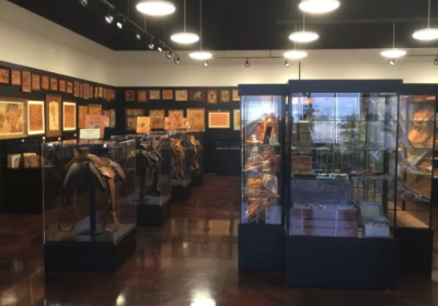 Tandy Leather Museum