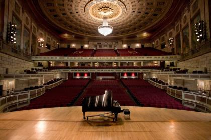 Kodak Hall at Eastman Theatre