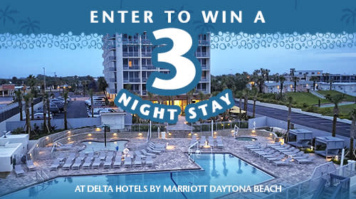 Delta Hotel Giveaway