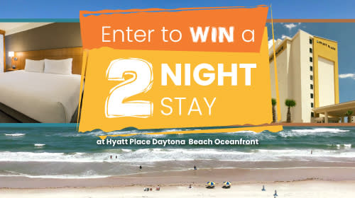 January Hyatt Place Oceanfront Giveaway