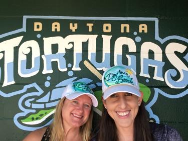 Tortugas Team Selfie