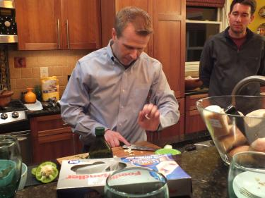 """Vegan Cooking Demo and Dinner to celebrate """"Veganuary"""""""