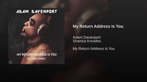My Return Address Is You