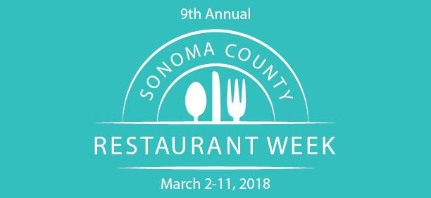 Sonoma County Restaurant Week